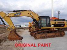 2010 Caterpillar 345 D L ME Cra