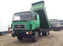 Used 1993 MAN 33.372