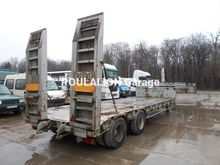 1981 Castera Low loader semi-tr