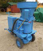 Meyco GM 92 Concrete equipment
