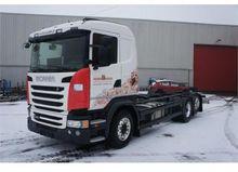 2015 Scania R450 Euro 6 6x2/4 l