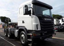 2017 Scania 410 6x4 Tractor uni