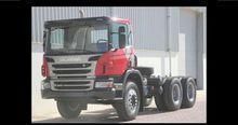 Used 2017 Scania 400