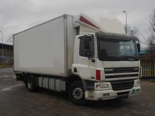2005 DAF CF75 300 MANUAL Refrig
