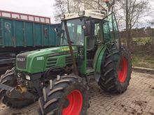 2008 Fendt 209 sa New wheel tra