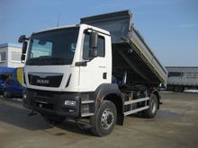 2016 MAN TGM 18.290 BB Tipper