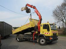 1998 MAN 18.224 Tipper