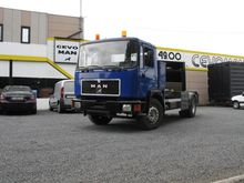 1992 MAN 18.232 Container trans