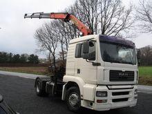 2000 MAN TGA 18.410 Tractor uni