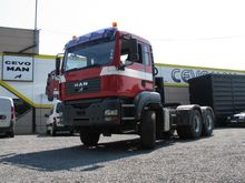 2005 MAN TGA 33.430 Tractor uni