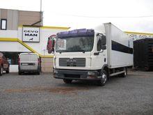 2006 MAN TGL 10.180 Box truck