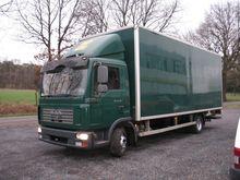 2006 MAN TGL 12.210 Box truck