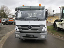 2013 Mercedes-Benz Wiesel/WBH/M