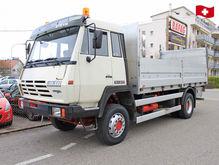 1995 STEYR 19S32 4x4 Truck