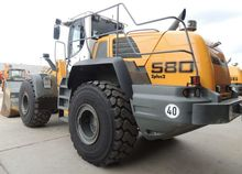 2014 LIEBHERR L580 2plus2 Wheel
