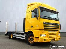 2009 DAF FAN XF105.460 6X2 EURO