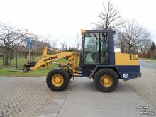 1996 Hanomag 15 f Wheel loader