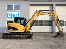 2009 Caterpillar 308 DCR Mini e