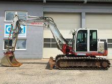 2007 Takeuchi TB1140 Mini excav