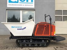 2011 Canycom SC 75 Mini dumper