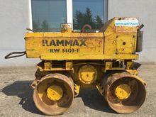 1997 Rammax RW1403E Road roller