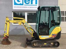 2012 Yanmar SV15 Mini excavator