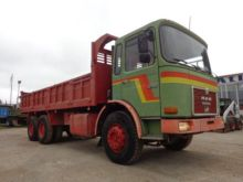 1983 MAN 26.280(6X4) Tipper