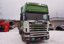 Used 2002 Scania R 1