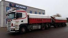 2008 SCANIA R500 Tank truck