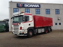 2008 SCANIA R500 Tipper