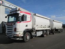 2007 SCANIA R500 Tank truck