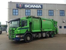 2008 SCANIA P230 Garbage truck