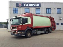 2006 SCANIA P310 Garbage truck