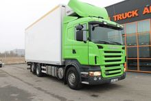 2010 Scania R560LB6X2*4HNA Euro