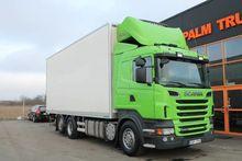 2011 Scania R560LB6X2*4MNA Euro