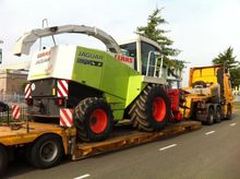 Used Claas 870 Forag