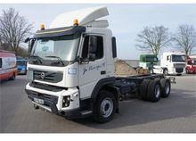 Used 2012 Volvo FMX-