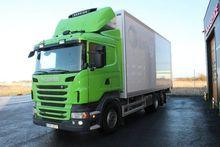 2010 Scania R560LB6X2*4MNA EURO
