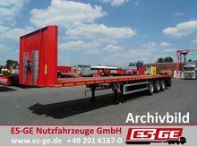 2017 ES-GE 3-Achs-Sattelanhänge