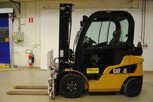 2008 Caterpillar DP25N Forklift