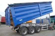 Tipper semi-trailer M