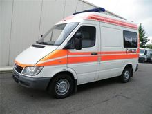 2006 Mercedes-Benz Sprinter 211