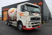 2004 Volvo FH12 6X2 Concrete mi