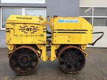 2003 Wacker RT820CC Road roller