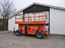 2002 JLG 4394rt Scissor lift