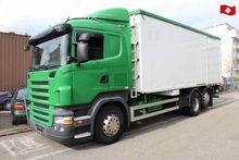 2005 SCANIA 3339 Truck