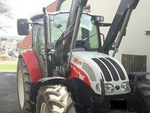 Used 2013 Steyr 4115