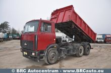 Used 2007 MAZ Tipper