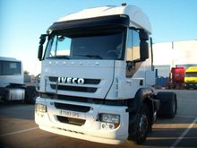 2009 Iveco Stralis AT 440 S45 T