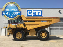 1997 Caterpillar 771 D Rigid du